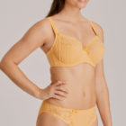 Madison Mango Brief and full cup bra