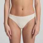 Front image of Marie Jo L'Aventure Tom G String in Pearled Ivory