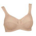 Anita Clara soft cup bra in skin colour
