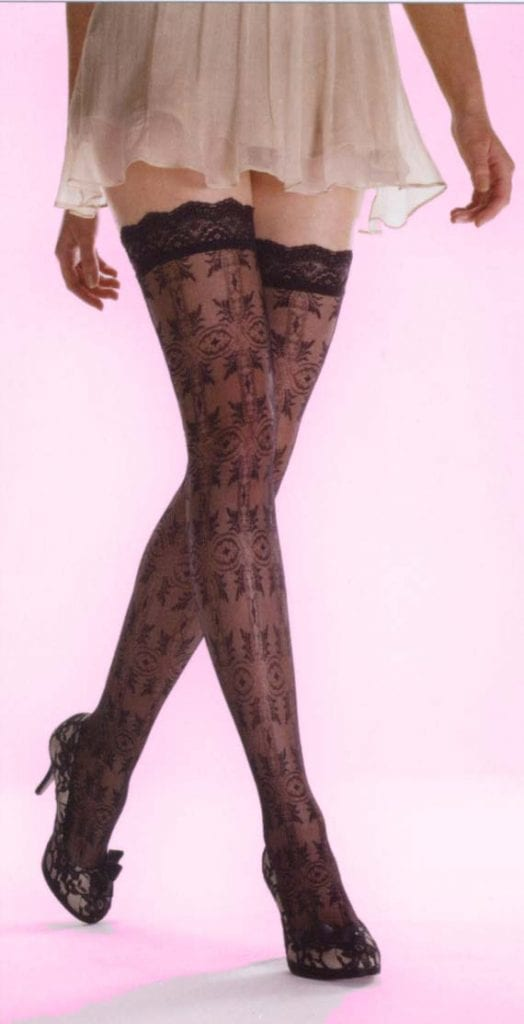 Antique Lace Hold-Ups-0