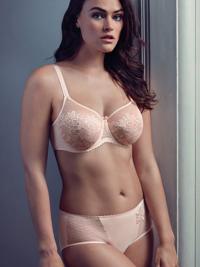 Seamless Full Cup Bra-9382