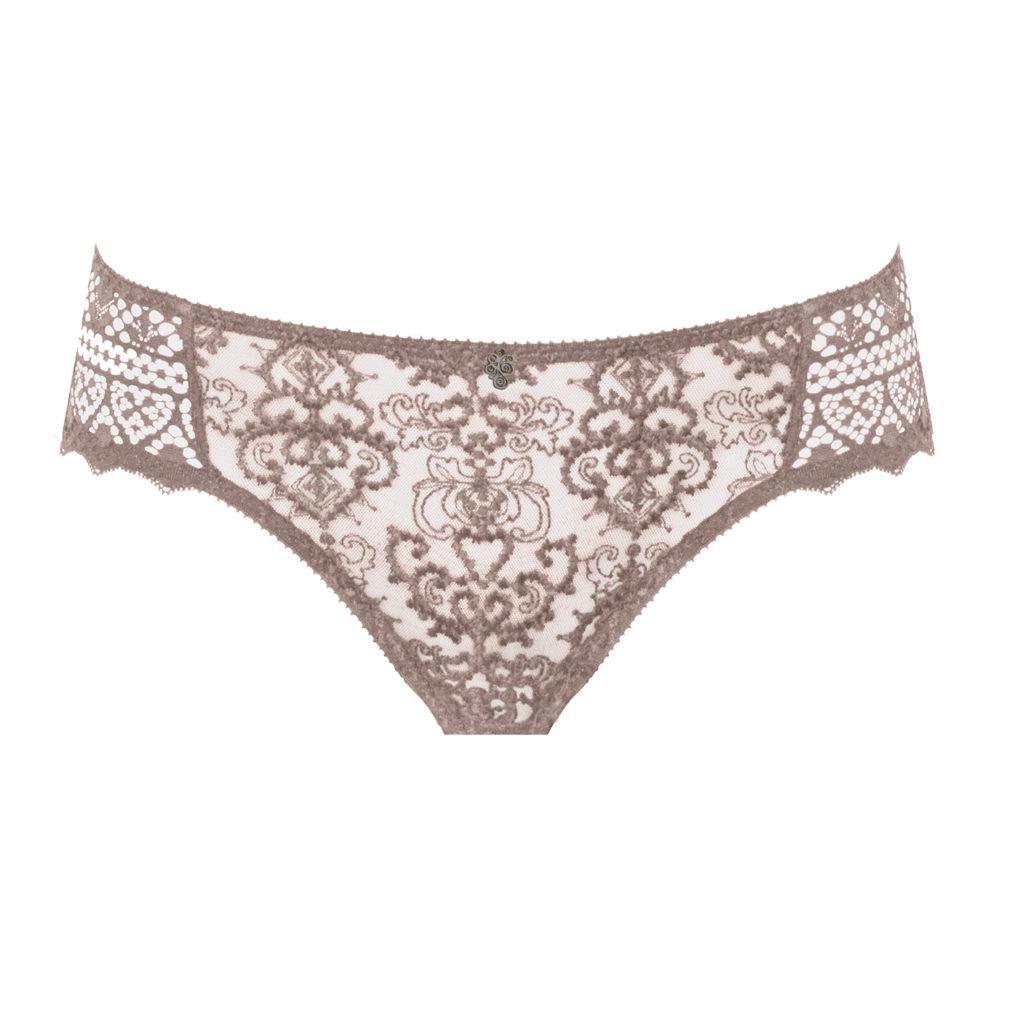 Empreinte Cassiopee Brief in Rose Sauvage