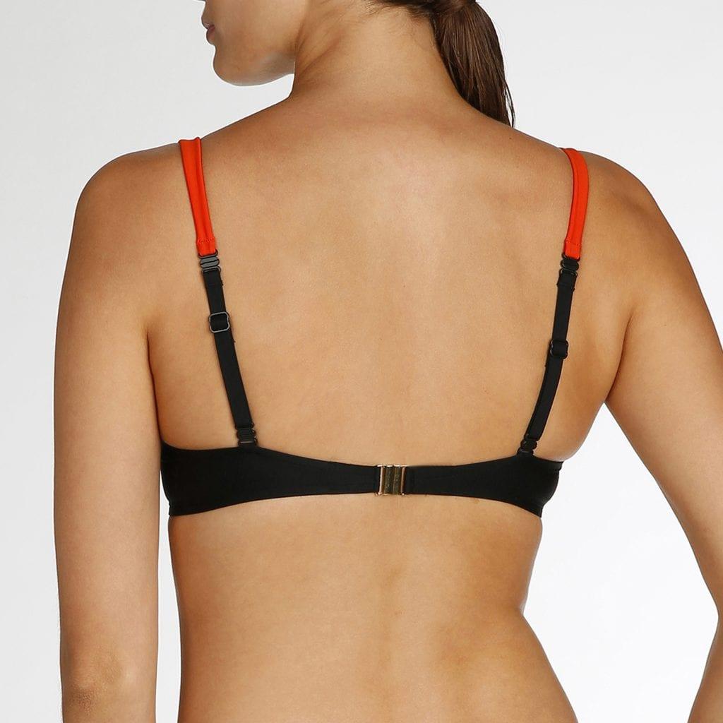 Halterneck Bikini Top-11602