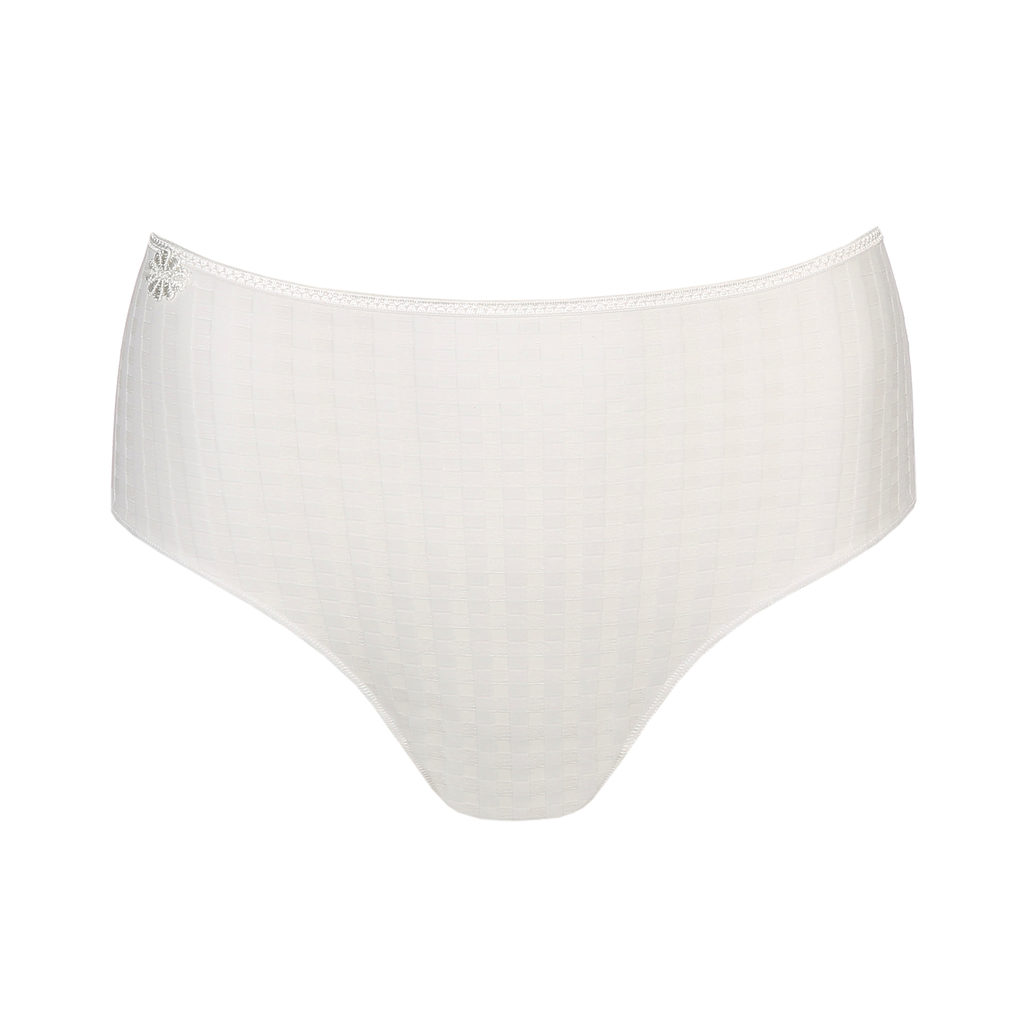 Avero white daisy full brief