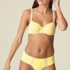 Mary Jo Avero Pineapple Hotpants and performed balconnet bra