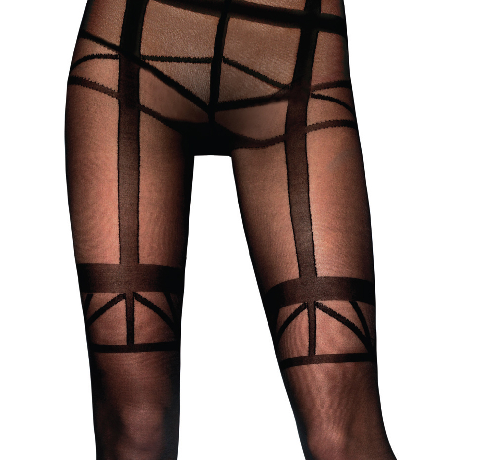 Harnessed Tights-14015