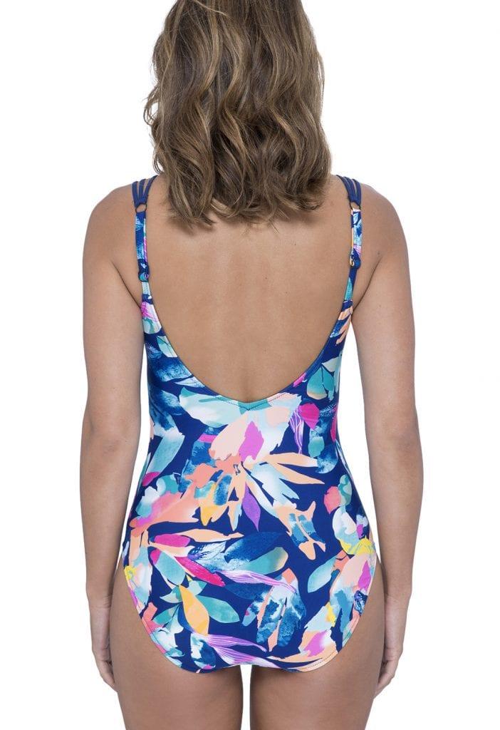 3 Strap Swimsuit-13886