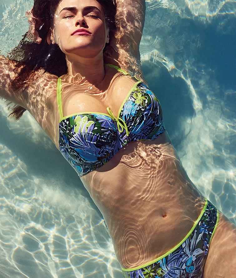 Prima Donna Padded Balconnet Bikini Top-14775
