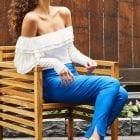 Petal Split Trouser-14802