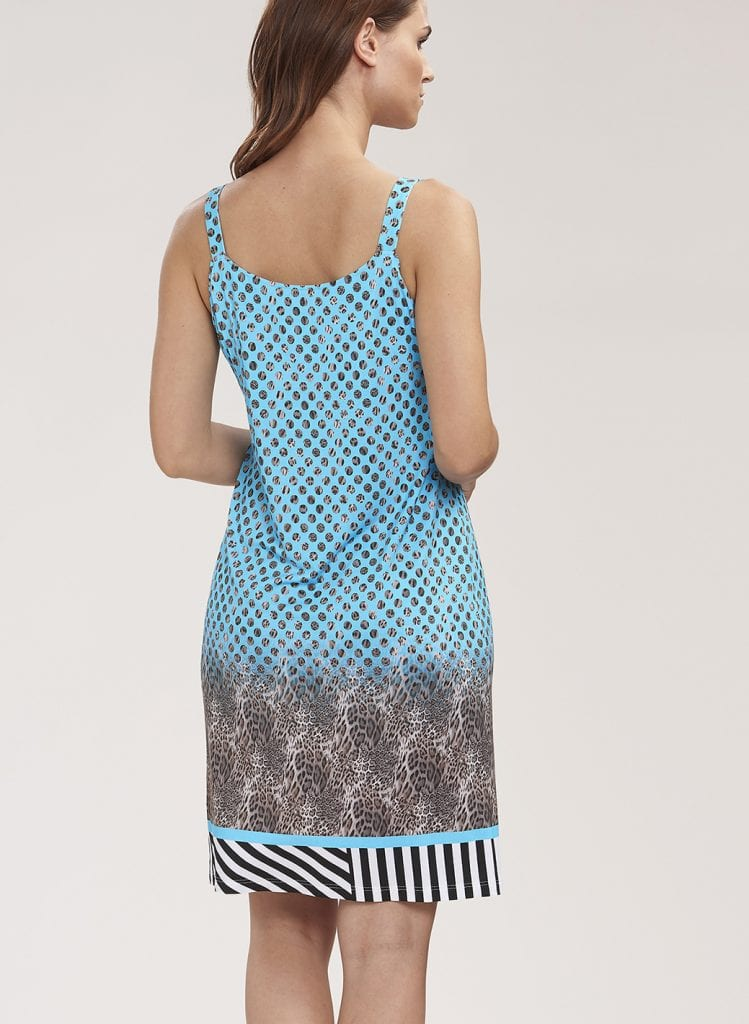 Sleeveless Dress-14950
