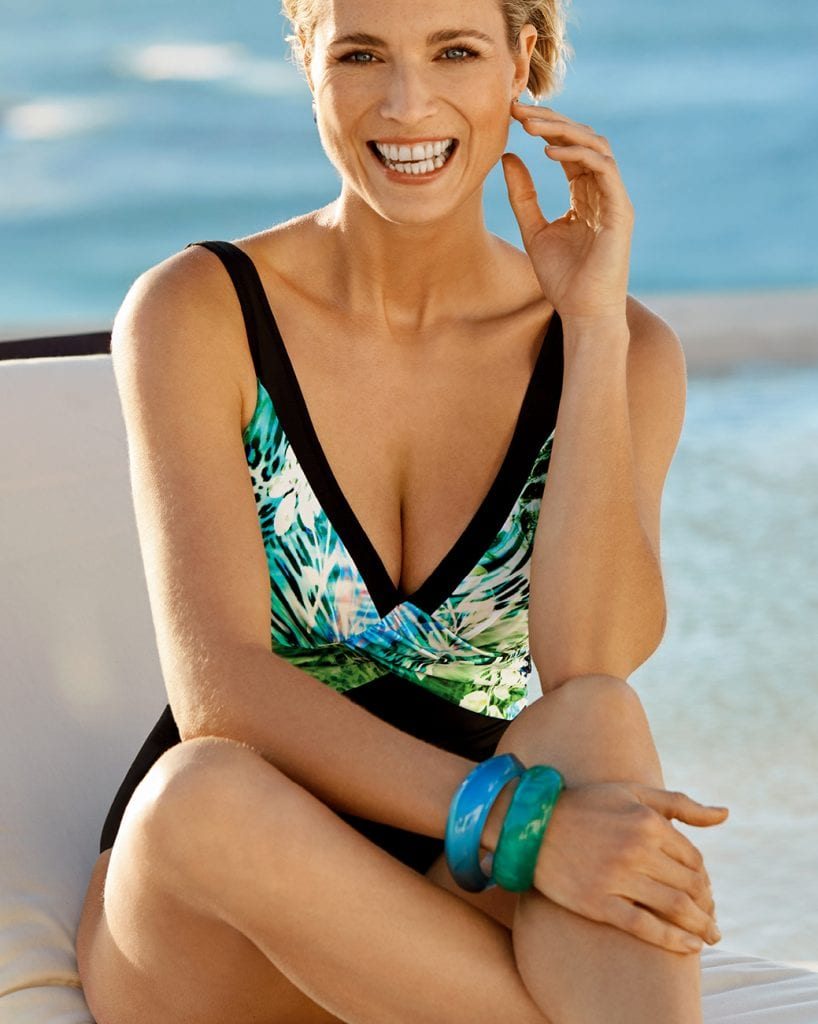 Crossover Swimsuit-14850