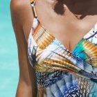 Nuria Ferrer- Electra swimsuit