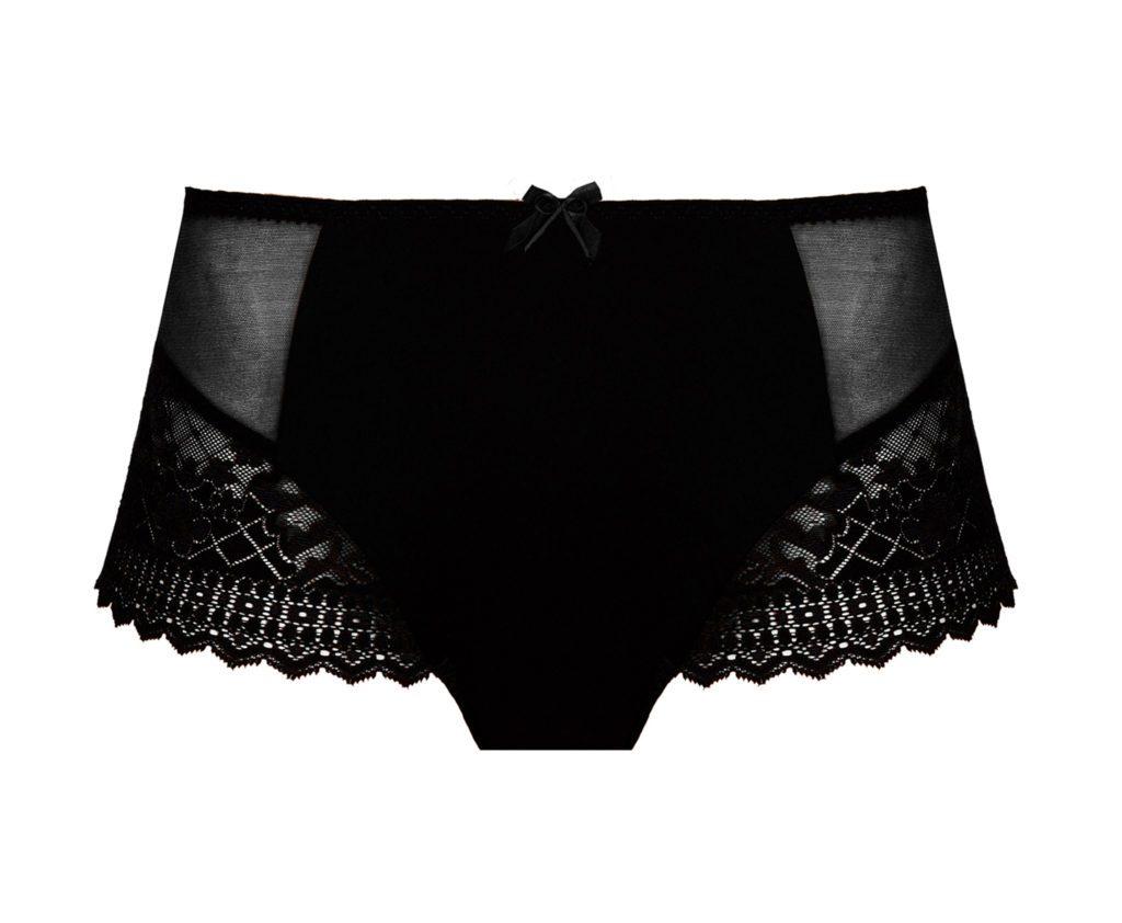 Melody Noir Underwear