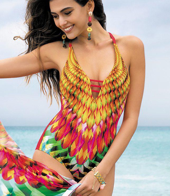 LA fascinate swimsuit - Lise Charamel Antigel