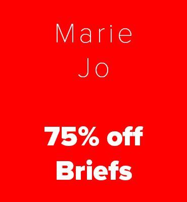 Marie Jo-SALE-Briefs