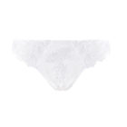 Lise Charmel Dressing Floral Italian Brief in White