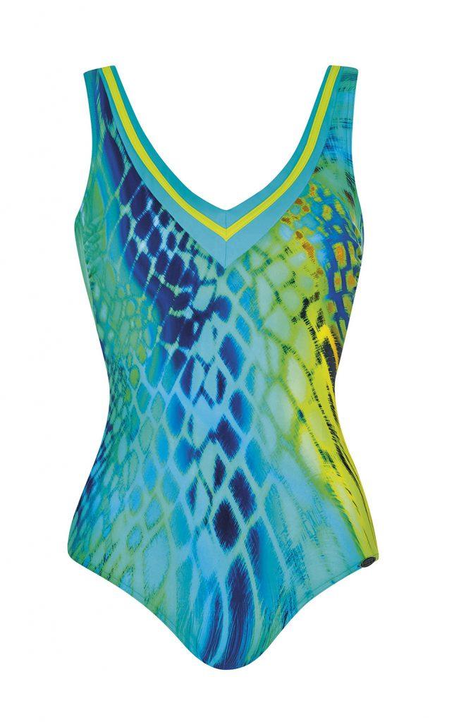 Sunflair- Turquoise lightness swimsuit