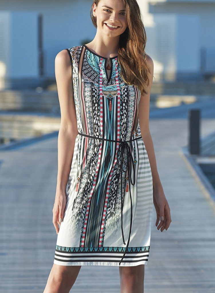 sunflair sun dress