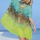 Sunflair- Turquoise lightness kaftan