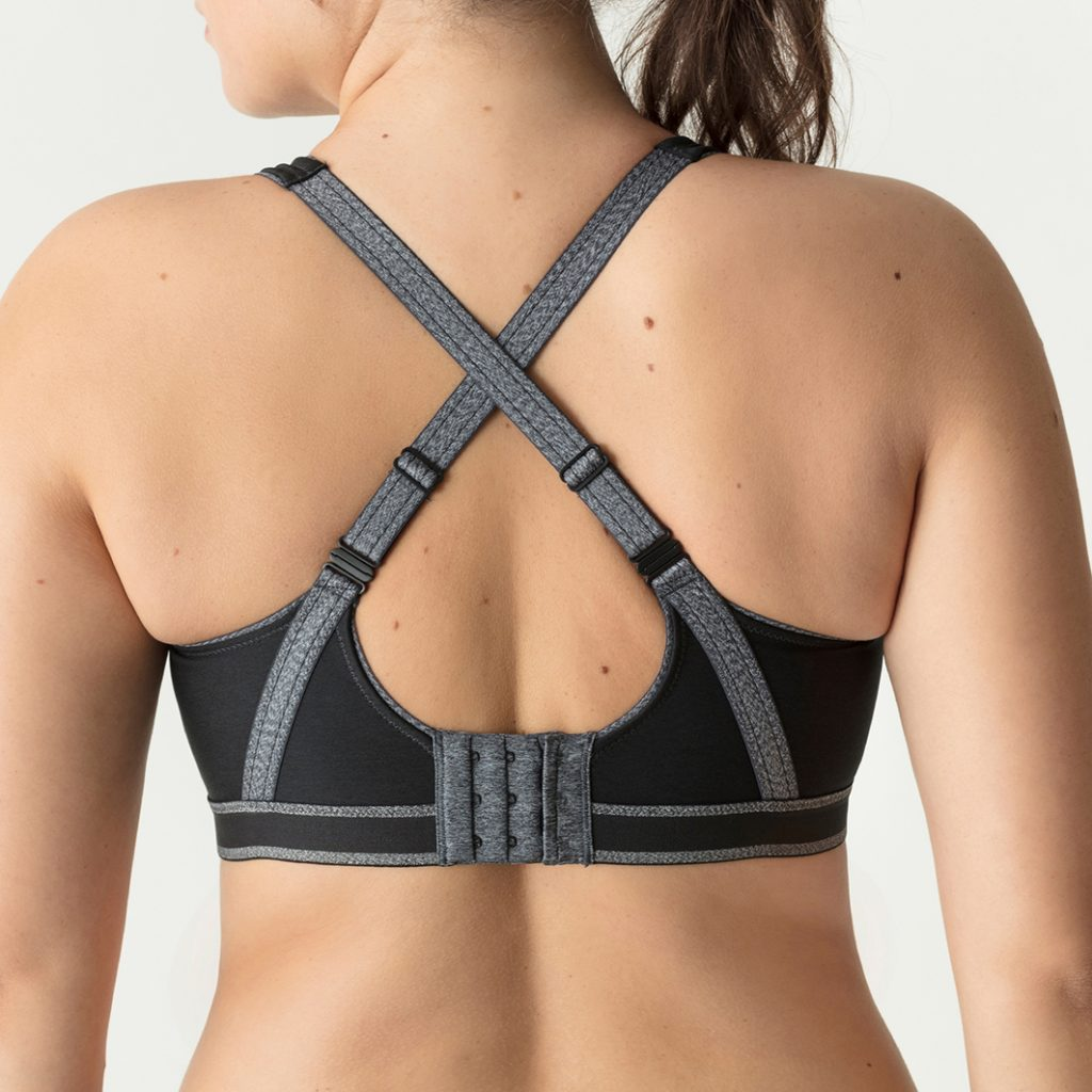 Prima Dona- no wire sports bra