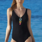 sunflair- ethno fantasy swimsuit
