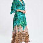 Aqua Blue- dress