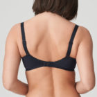 Back image of Woman wearing Prima Donna Orlando Night Blue Full Cup Bra