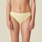 Alexandra thong in limone