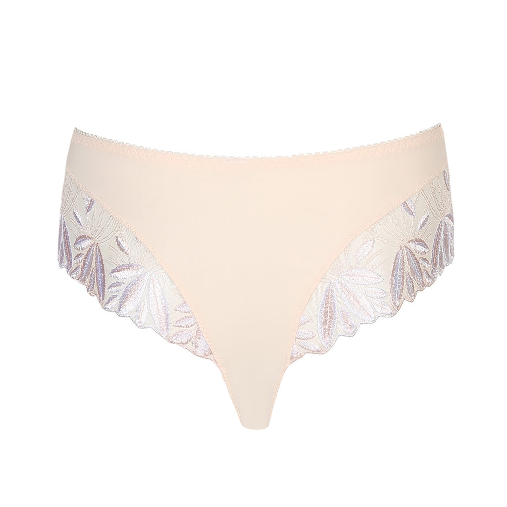 Back view luxury culotte brief