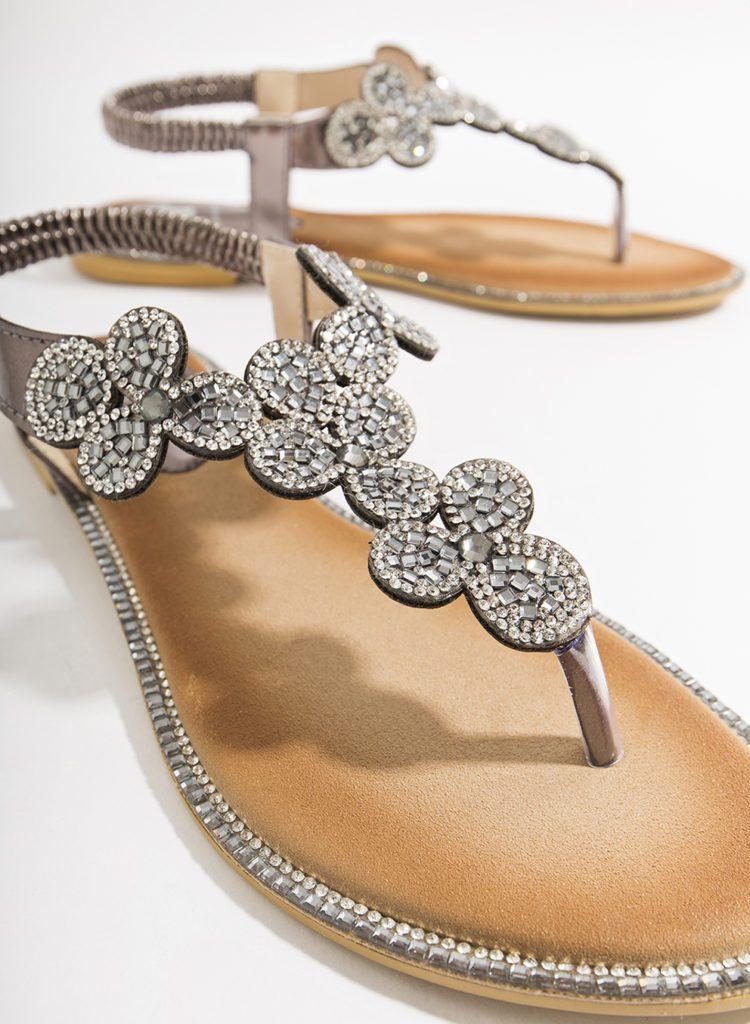 Ladies fleur sandal