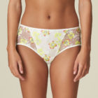 Mary Jo-neon flora -Amber- full brief a