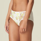 Mary Jo-neon flora -Amber- full brief