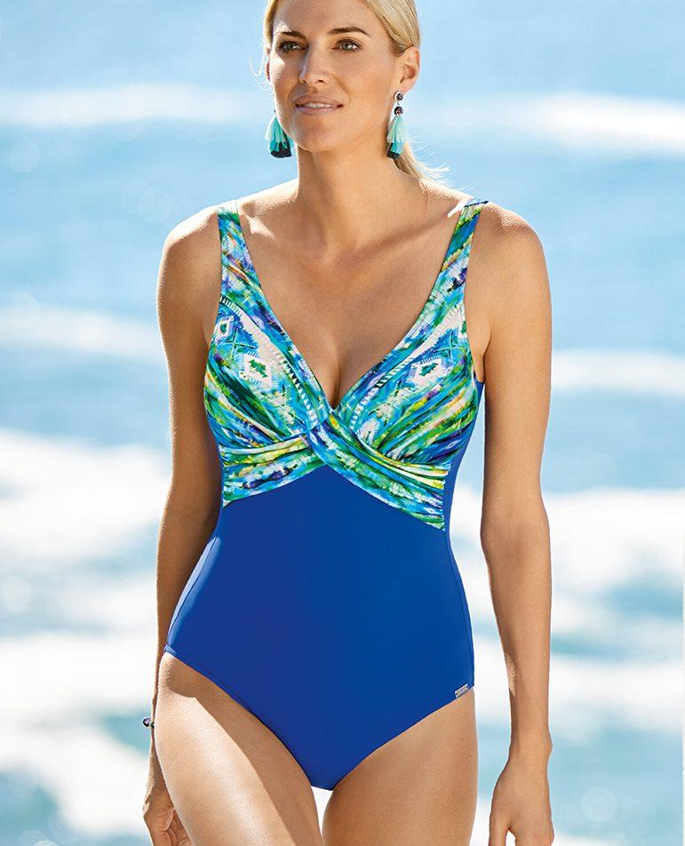 Charmline water tale swimsuit photoshoot