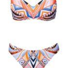 Nuria Rerrer- Calipso Bandeau bikini