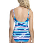 The back of palm beach swimsuit Gottex