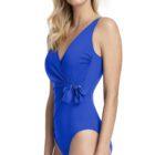 Gottex profile cross over swimsuit