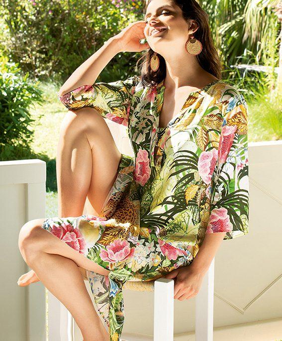 Lise Charmel Jungle Panthese tunic