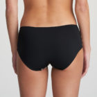 Back image of Marie Jo Ely Hot Pants Shorts In Black and White