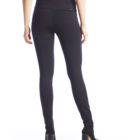 Woman wearing Up! Pants Ponte Super Skinny Leg Trouser in Navy